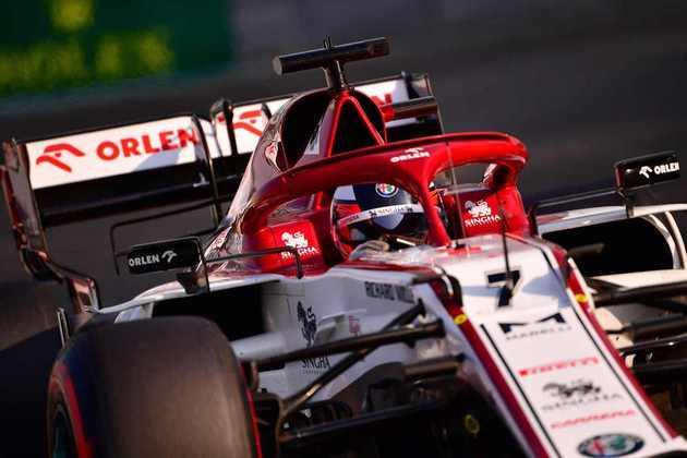 Räikkönen vai sair de 15º em Abu Dhabi.