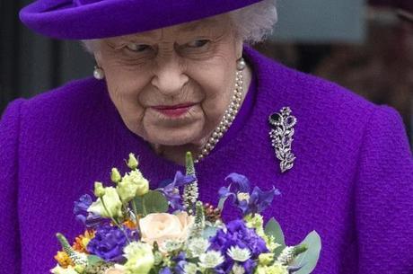 Rainha Elizabeth assumiu o trono em 1952