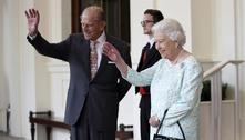 Rainha da Inglaterra toma vacina contra covid-19