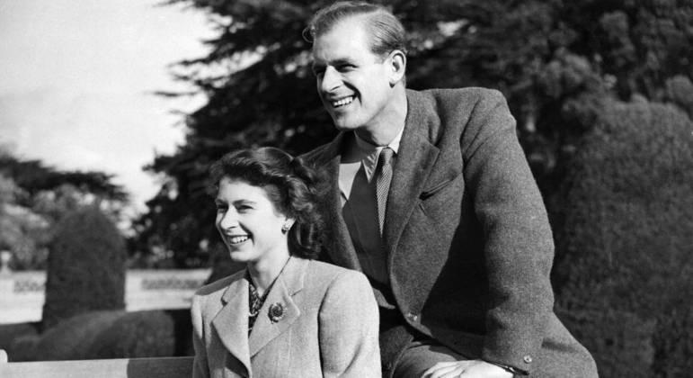 Príncipe Philip conheceu a Rainha Elizabeth II em uma universidade nos Estados Unidos
