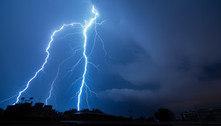 Saiba como se proteger contra raios durante as chuvas neste verão
