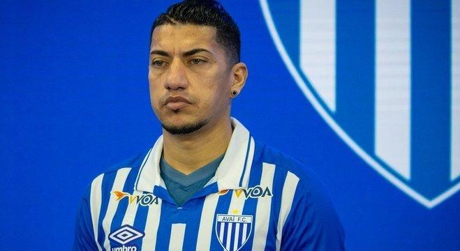 Ralf foi o grande investimento do futebol de Santa Catarina em 2020. Decepção