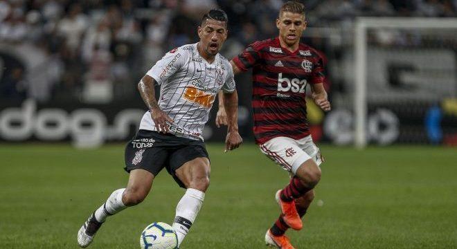Cuellar, do Flamengo, foi verdadeiramente o melhor em campo na Copa do Brasil
