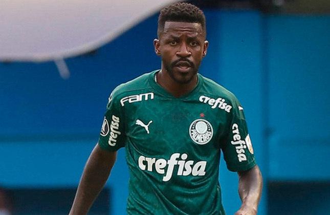 Ramires (34 anos): volante - Último clube: Palmeiras - Valor de mercado: 1,5 milhão de euros.
