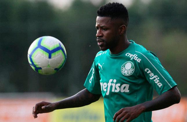 Ramires (Brasil) - 34 anos - Volante - Valor de mercado: 1,5 milhões de euros - Sem time desde: 27/11/2020 - Último clube: Palmeiras