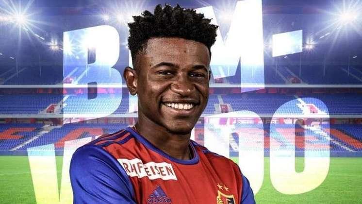 Ramires, meio-campista do Bahia, tem 20 anos e um contrato até dezembro de 2022. Valor de mercado é de 3,6 milhões de euros (R$ 23,6 milhões).