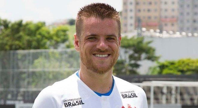 Ramiro foi apresentado nesta sexta como reforço do Corinthians Crédito: Corinthians / Divulgação / CP