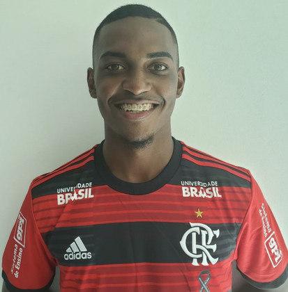 Ramon (19 anos) - Relacionado em 6 jogos / Atuou contra: Macaé, Vasco, Volta Redonda e Fluminense