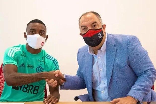 Ramon (lateral-esquerdo, 19 anos) - Contrato até: 31/12/25 (assinado em 6/10/25) -  Multa rescisória de 40 milhões de euros.