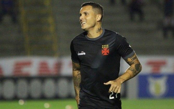 Ramon - lateral-esquerdo - 33 anos - se aposentou no fim de 2020, seu último clube foi o Vasco.