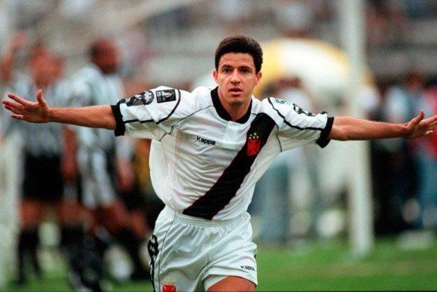 Ramon - O meia ex-Vasco disputou 66 partidas pela Copa do Brasil durante sua carreira. Foi campeão da competição com o Cruzeiro em 1993.