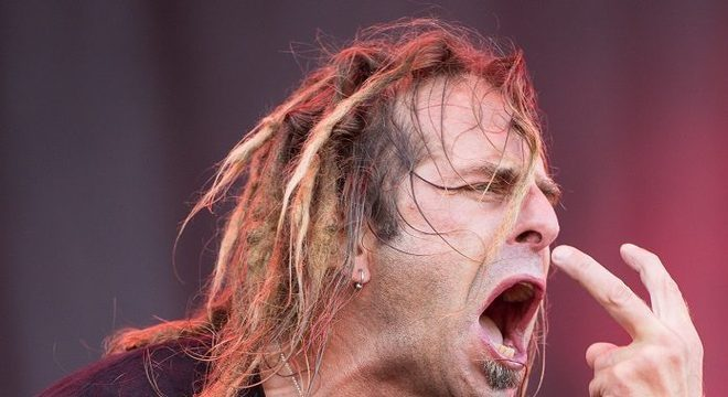 Randy Blythe Lamb of God