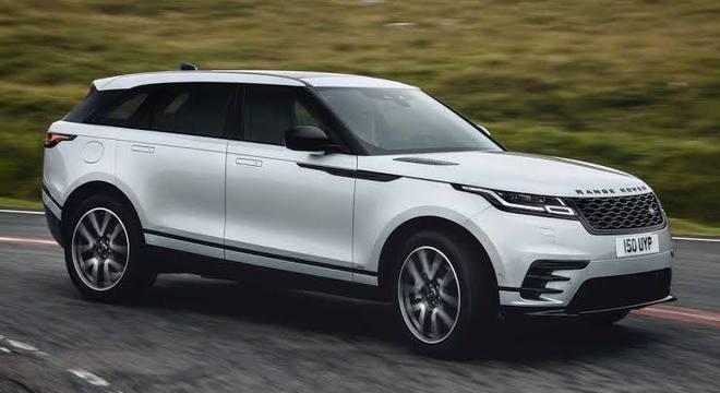 A Land Rover apresentou na Europa a linha 2021 do SUV de luxo Velar