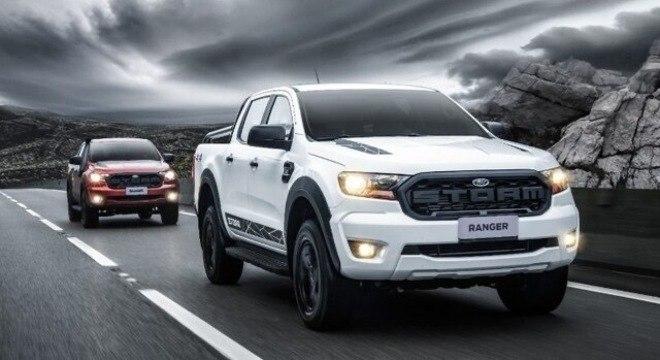 Ranger Storm é versão intermediária mirando concorrentes na mesma faixa de preço