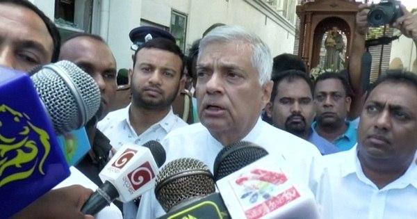 Sri Lanka: polícia enviou aviso sobre possível ataque faz 10 dias