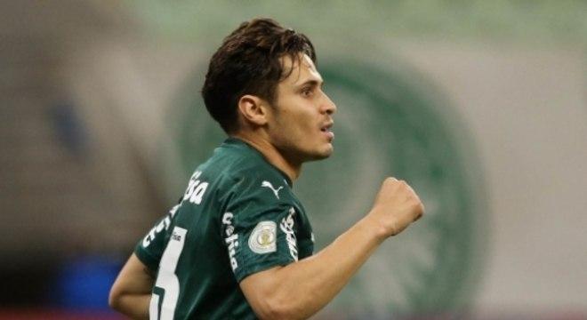 Raphael Veiga Palmeiras