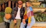 Mas foi Raphael o primeiro a mostrar foto do casal. Isso algum tempo depois dela se separar do cantor sertanejo Breno César, com quem esteve junto até julho de 2019