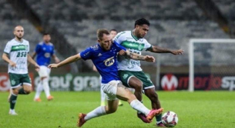 Raposa e Bugre fizeram uma jornada esportiva com muitos gols no Mineirão
