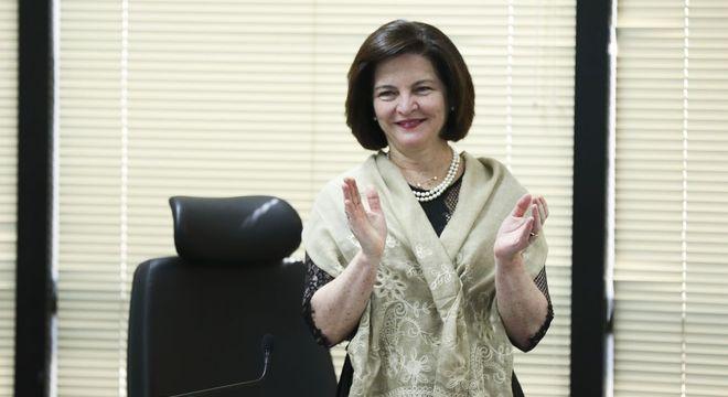 Raquel Dodge discordou da decisão do ministro do STF, Marco Aurélio Mello