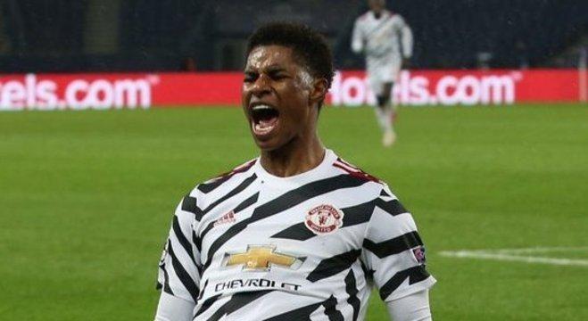 Rashford, do Manchester United