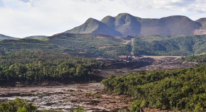 Bloqueio de R$ 50 bilhões seria para reparação ao meio ambiente em Brumadinho