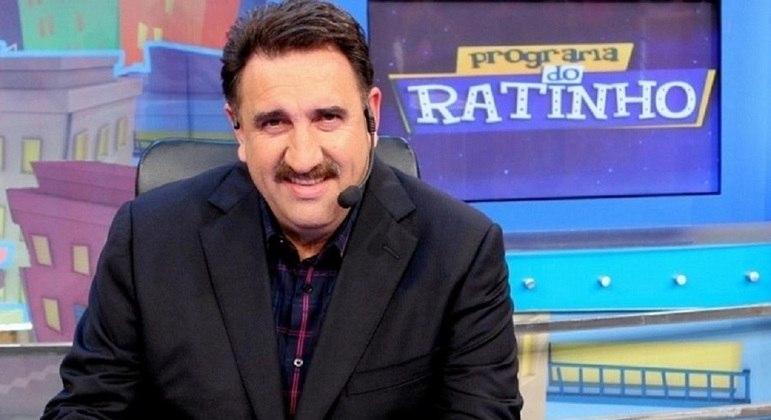 Para melhorar audiência, SBT mexe no programa do Ratinho