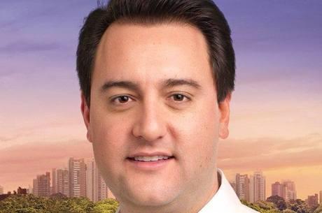 Ratinho Júnior, governador do Paraná