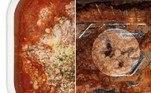 Uma mulher deDurham, na Inglaterra, alega ter encontrado um rato morto em um prato pronto que descongelou para comer