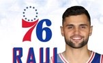Raulzinho, Philadelphia 76ers