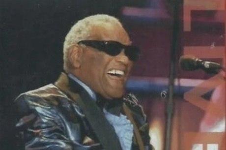 Ray Charles se apresenta em Montreux