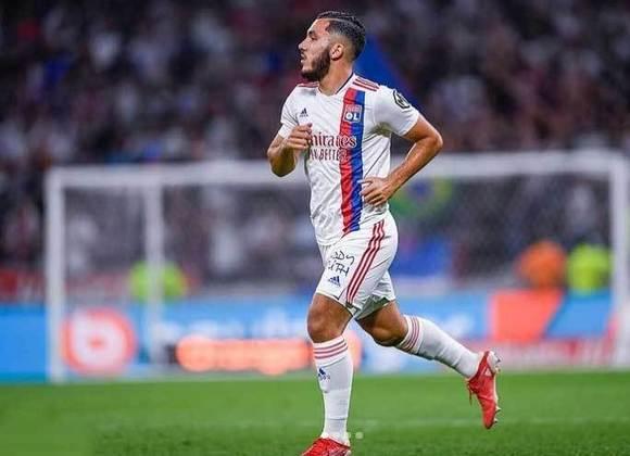 Rayan Cherki: Lyon - 18 anos - atacante
