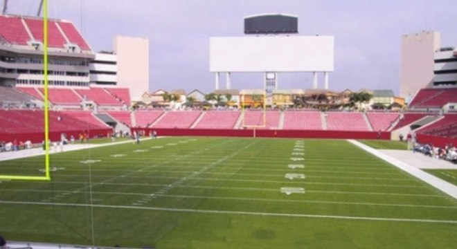 Raymond James - Estádio