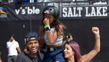 Rayssa Leal vence etapa de Salt Lake City do Mundial de skate