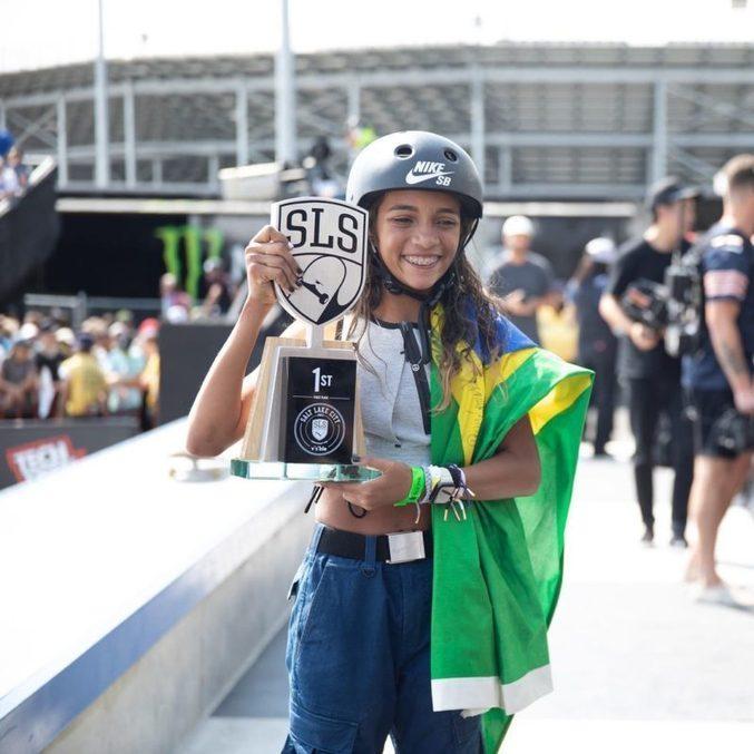 Sucesso nas Olimpíadas de Tóquio, Fadinha voltou a vencer