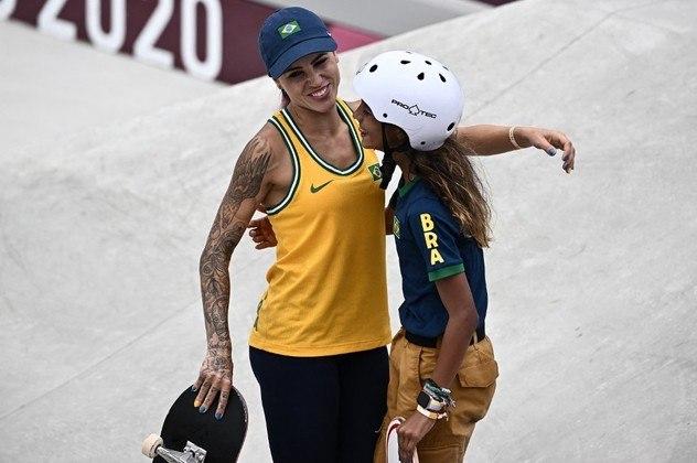 rayssa leal, fadinha, skate, olimpíada, tóquio