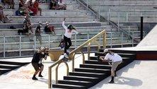 Rayssa Leal, de 13 anos, fica com bronze no Mundial de Skate Street