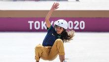 Rayssa Leal quer usar prata para quebrar preconceitos no skate