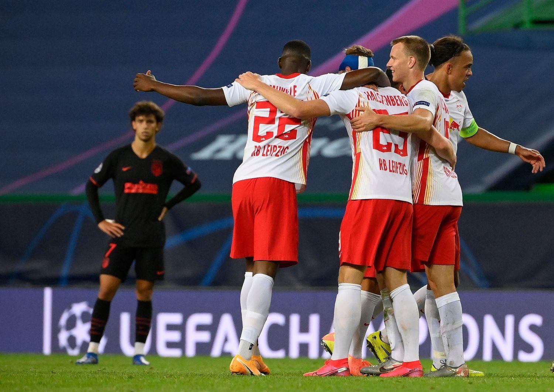 RB Leipzig. Caminho aberto para Neymar chegar à final da Champions ...