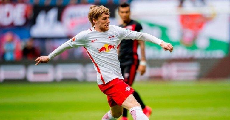 RB Leipzig: Emil Forsberg (29 anos) - Posição: meia - Valor de mercado: 20 milhões de euros