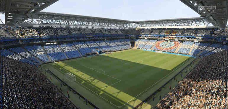 RCDE Stadium - Espanha