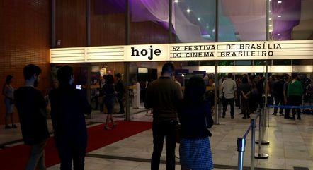 Cinemas só podem receber 50% da capacidade