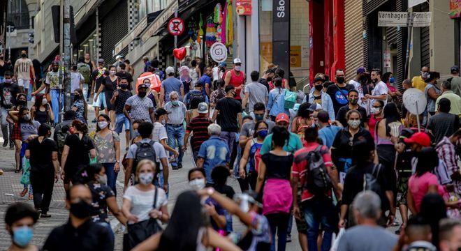Confiança do empresariado paulista caiu 21% no mês de maio