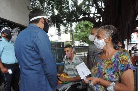 Reabertura de agência do INSS no Recife