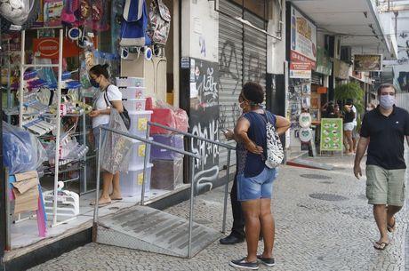Estado autoriza reabertura de comércios no RJ