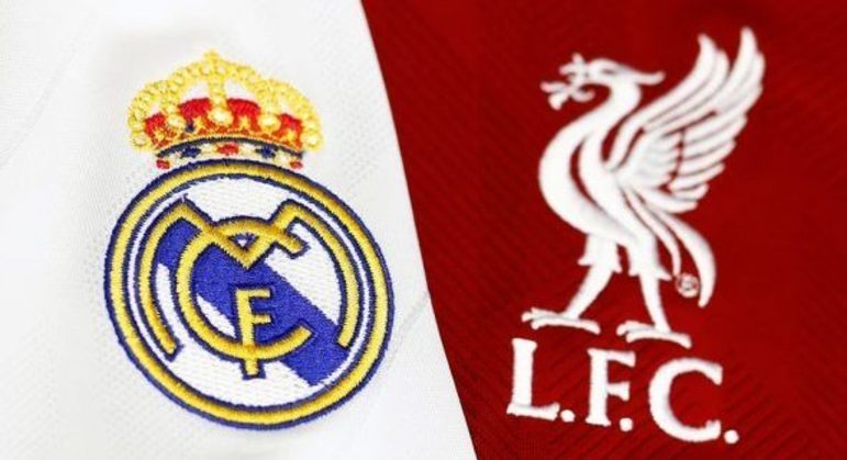 Real Madrid X Liverpool