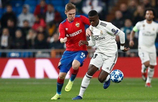 Real Madrid 0 x 2 CSKA - Fase de grupos da Champions League de 2018/2019 - Data - 12/12/18 - Estádio - Santiago Bernabéu