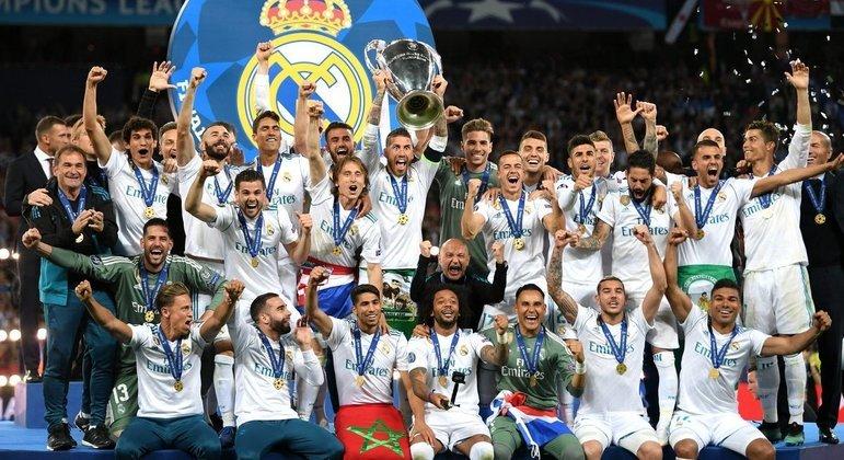 Real Madrid, o campeão de 2015/2016