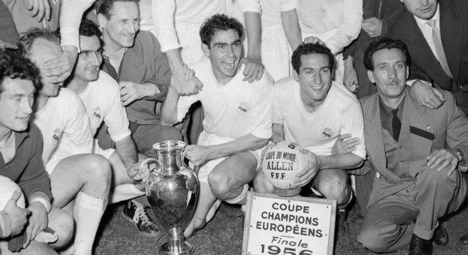 Real Madrid, o primeiro campeão dos campeões