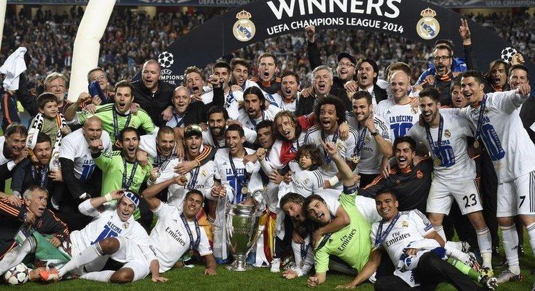 O Real Madrid de 2013/2014