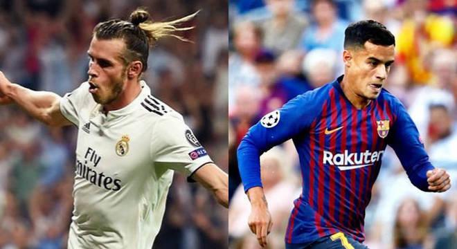 4f81367b7b Barça e Real disputam 1º clássico sem Messi e CR7 após 11 anos ...